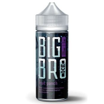 Жидкость Big Bro ICE Fruit Punch 120мл