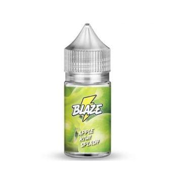 Жидкость BLAZE Apple Kiwi Splash SALT 30мл
