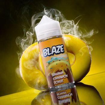 Жидкость BLAZE Banana Cinnamon Donut 100мл