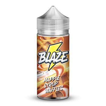 Жидкость BLAZE Mapple Syrup Waffles 100мл