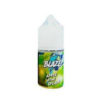 Жидкость BLAZE ON ICE Apple Kiwi Splash SALT 30мл