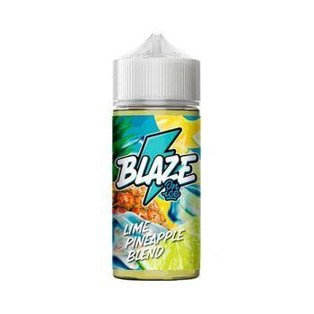 Жидкость BLAZE ON ICE Lime Pineapple Blend 100мл