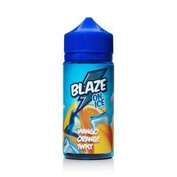Жидкость BLAZE  ON ICE Mango Orange Twist 100мл