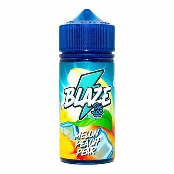 Жидкость BLAZE ON ICE Melon Peach Pear 100мл