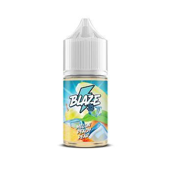 Жидкость BLAZE ON ICE Melon Peach Pear HARD 30мл