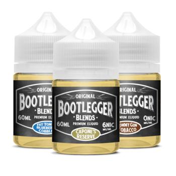 Жидкость Bootleggers Blends Fat Tony's Blueberry Cobbler 60мл