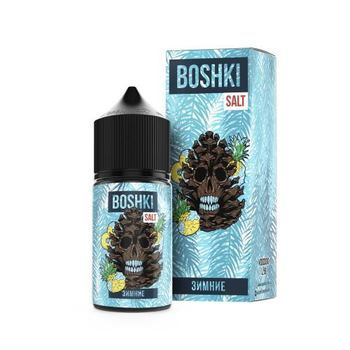 Жидкость Boshki Salt Зимние double tx 30мл