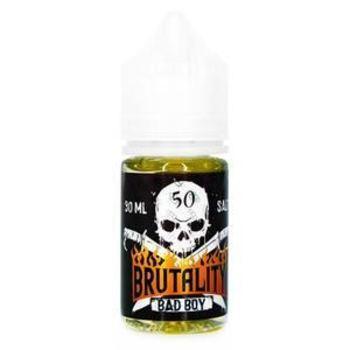 Жидкость Brutality SALT BAD BOY 30мл