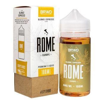 Жидкость BRWD Rome 100мл