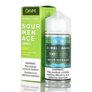 Жидкость Bubble Gang Sour Menace 100мл