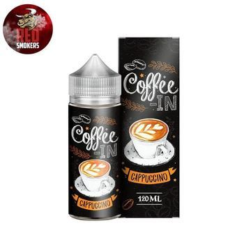 Жидкость COFFEE-IN CAPPUCCINO 120мл
