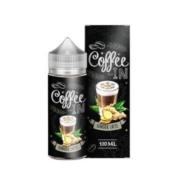 Жидкость COFFEE-IN Ginger Latte 120мл