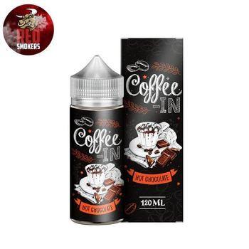 Жидкость COFFEE-IN HOT CHOCOLATE 120мл