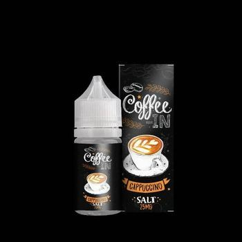 Жидкость COFFEE-IN SALT Cappuchino 30мл