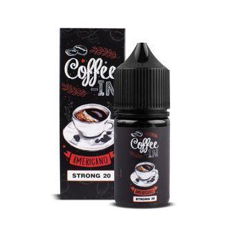 Жидкость COFFEE-IN STRONG Americano 30мл