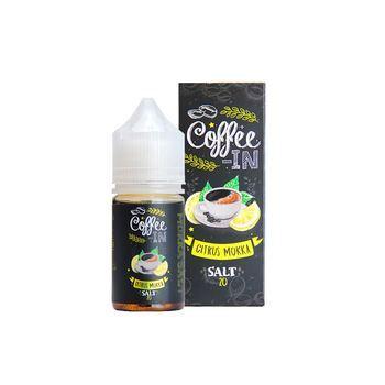 Жидкость COFFEE-IN STRONG Citrus Mokka 30мл