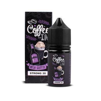 Жидкость COFFEE-IN STRONG Irish 30мл