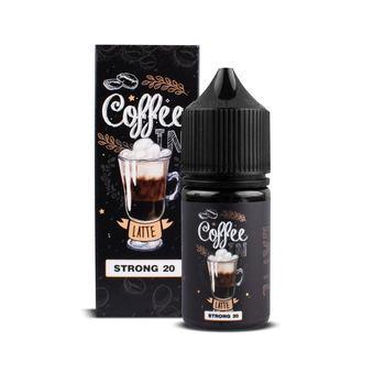 Жидкость COFFEE-IN STRONG Latte 30мл
