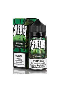 Жидкость Cream Monster Guavanut (Got Eem) 100мл