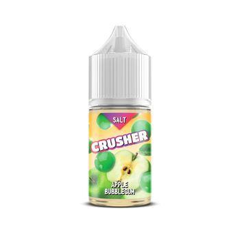 Жидкость Crusher Apple Bubblegum SALT 30мл