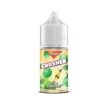 Жидкость Crusher Apple Bubblegum STRONG 30мл