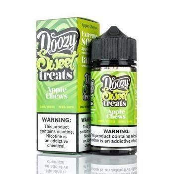 Жидкость Doozy Sweet Treats Apple Chews 100мл