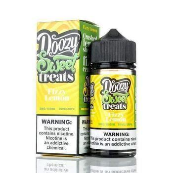 Жидкость Doozy Sweet Treats Fizzy Lemon 100мл