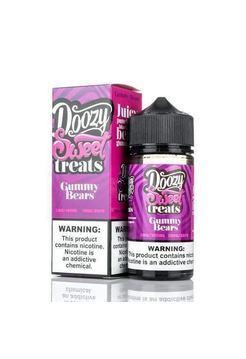 Жидкость Doozy Sweet Treats Gummy Bears 100мл