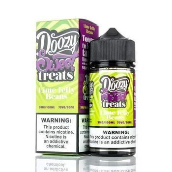 Жидкость Doozy Sweet Treats Lime Jelly Beans 100мл