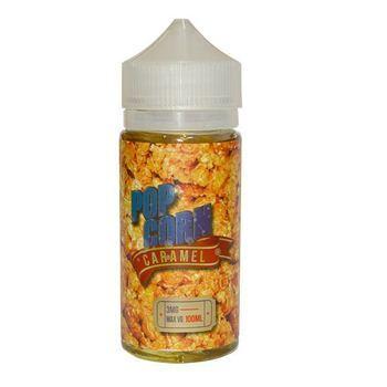 Жидкость ElectroJam Pop corn caramel 100мл
