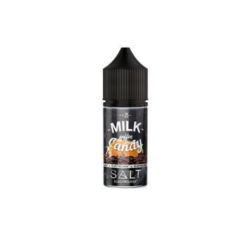 Жидкость ElectroJam STRONG Milk Coffee Candy 30мл
