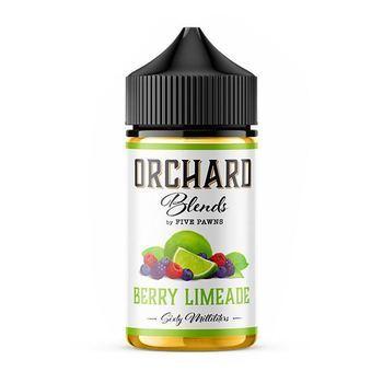 Жидкость Five Pawns Orchard Blends Berry Limeade (booster) 60мл