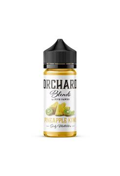 Жидкость Five Pawns Orchard Blends Pineapple Kiwi (booster) 60мл