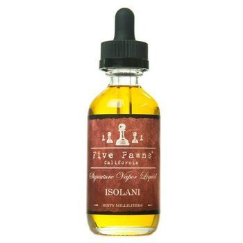 Жидкость Five Pawns Red Isolani (booster) 60мл