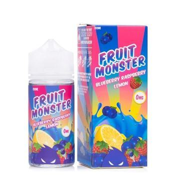 Жидкость Fruit Monster Blueberry Raspberry Lemon 100мл