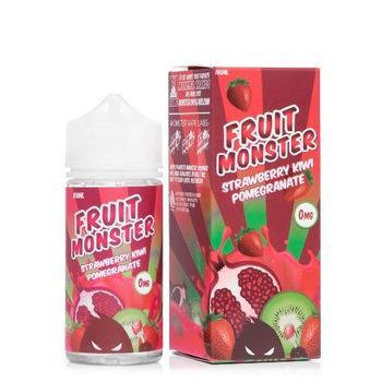 Жидкость Fruit Monster Strawberry Kiwi Pomegranate 100мл