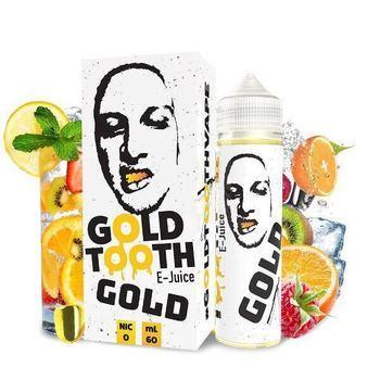 Жидкость Gold Tooth Gold 60мл