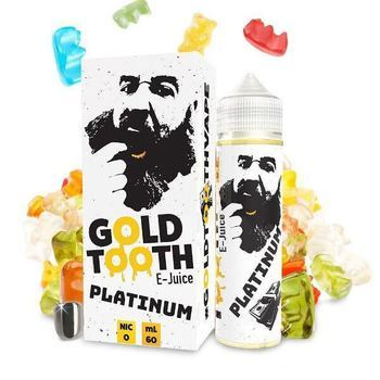Жидкость Gold Tooth Platinum 60мл