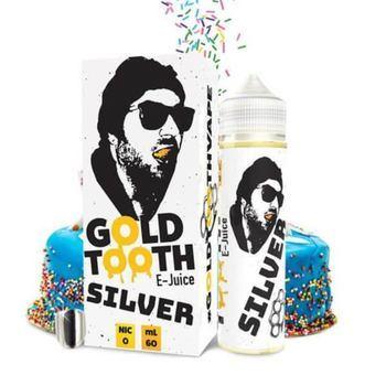 Жидкость Gold Tooth Silver 60мл