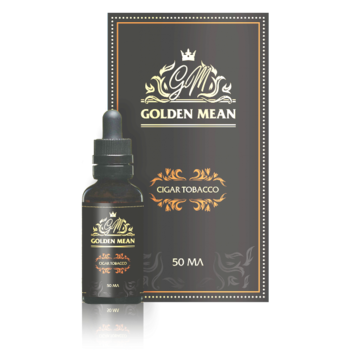 Жидкость Golden Mean CIGAR TOBACCO 50мл
