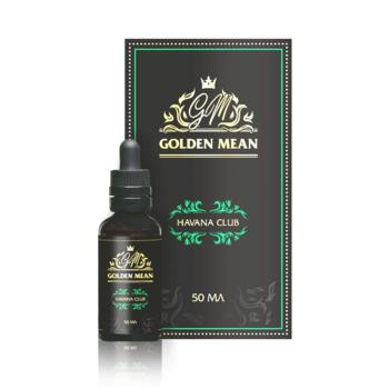 Жидкость Golden Mean HAVANA CLUB 50мл