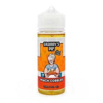 Жидкость Granny's Pie Peach Cobbler 120мл