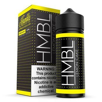 Жидкость HMBL Lemon Cake 120мл