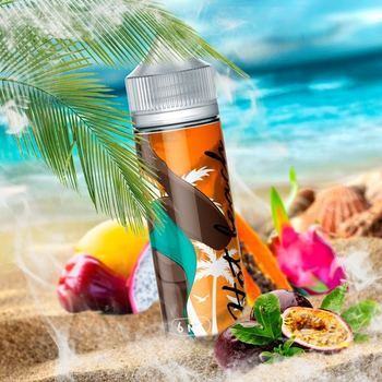 Жидкость Hot Beach Тропический кекс 100мл