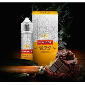 Жидкость HUMIDOR Chocolate Cigarillo 60мл