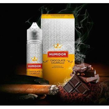 Жидкость HUMIDOR Chocolate Cigarillo 60мл
