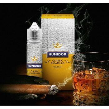 Жидкость HUMIDOR Classic Cigarillo 60мл
