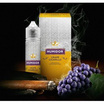 Жидкость HUMIDOR Grape Cigarillo 60мл