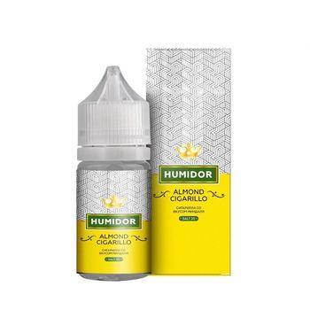 Жидкость HUMIDOR SALT Almond Cigarillo 30мл