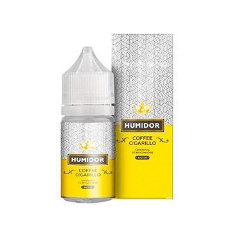 Жидкость HUMIDOR SALT Coffee Cigarillo 30мл
